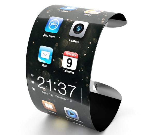 LG готова начать поставки гибких экранов для смарт-часов Apple