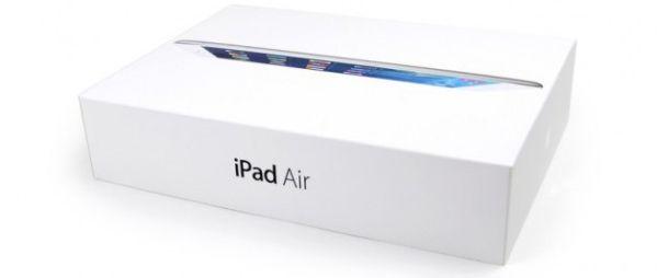 iPad Air имеет низкий показатель ремонтопригодности