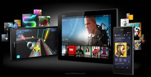 Владельцы Xperia Z1, Z Ultra и Tablet Z получат 10 бесплатных игр и фильмов