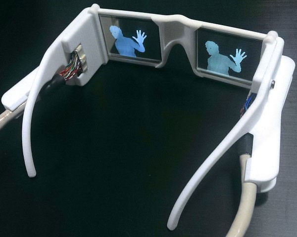 Смарт-очки с прозрачными дисплеями улучшат зрение для слабовидящих