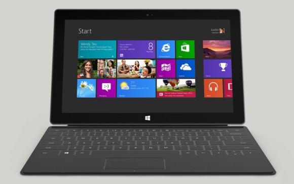 Прошивка Microsoft Surface Pro 2 увеличила продолжительность работы планшета