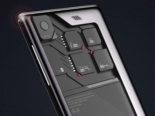 ECO-MOBIUS: концепт модульного телефона