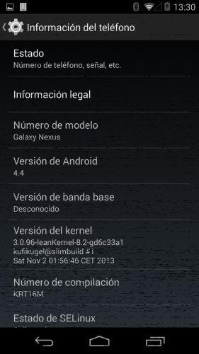 Android 4.4 KitKat успешно портировали на один из смартфонов Samsung