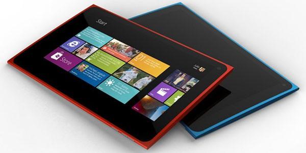 Nokia готовит 8-дюймовый планшет Lumia Illusionist