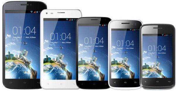 Kazam: новый бренд на рынке смартфонов и семь новых моделей