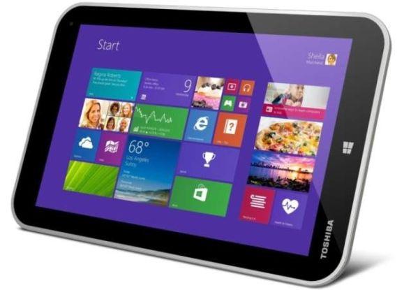 Бизнес-планшет Toshiba Encore доступен для предзаказа