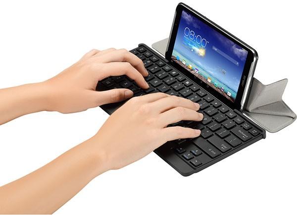 ASUS TransKeyboard: клавиатура с подставкой для мобильных устройств