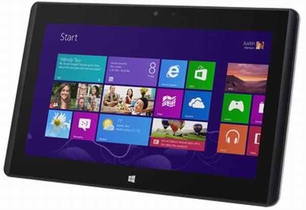 MSI W20 3M с ОС Microsoft Windows 8