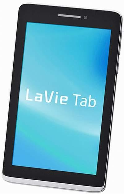 NEC анонсировала планшет LaVie Tab S