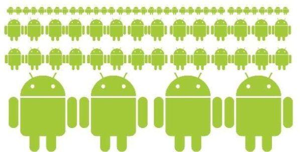 Android лидирует на мировом рынке мобильных устройств