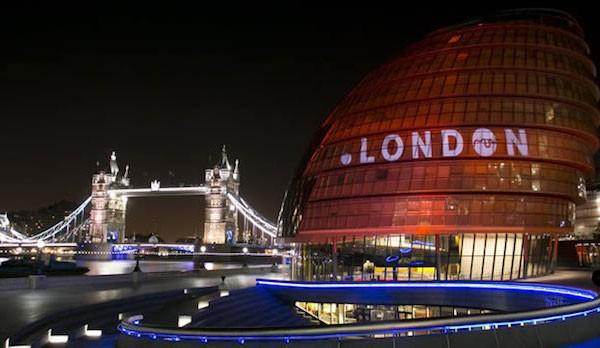 Лондон получил домен первого уровня