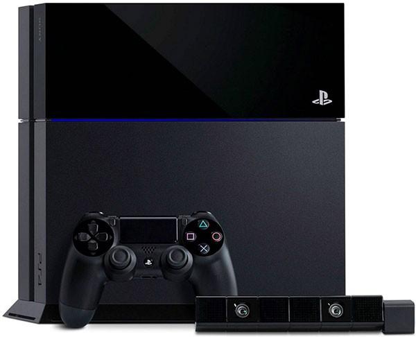Sony продала миллион PlayStation 4 всего за 24 часа