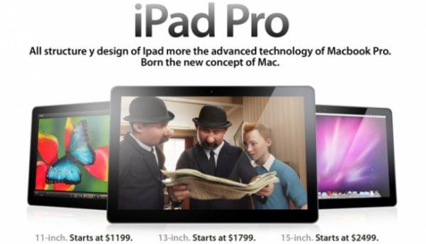 Запущено производство экранов для планшета iPad Pro