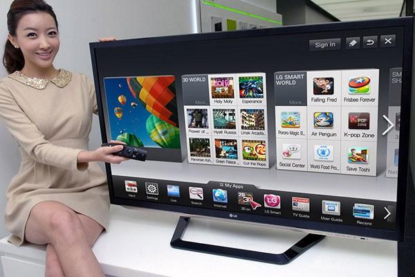 Смарт-телевизоры LG следят за своими зрителями