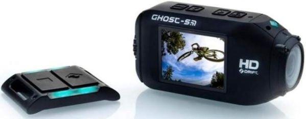 Экшен-камера Drift Ghost-S не сломается, как ни старайся