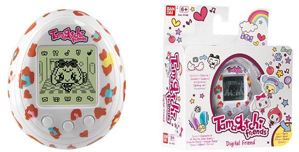 Tamagotchi отметила 17 день рождения социальными игрушками