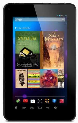 4-ядерный планшет Ematic EGQ307 стоит всего 100 долларов