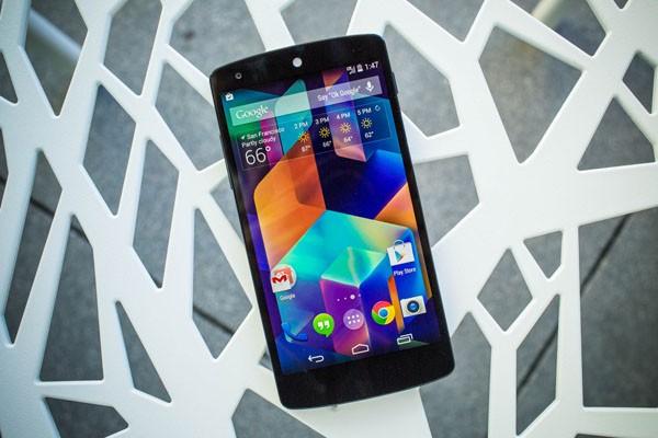 5 причин купить смартфон Google Nexus 5