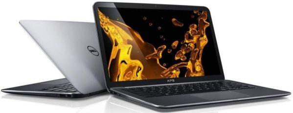 В России вышел обновленный ультрабук Dell XPS 13
