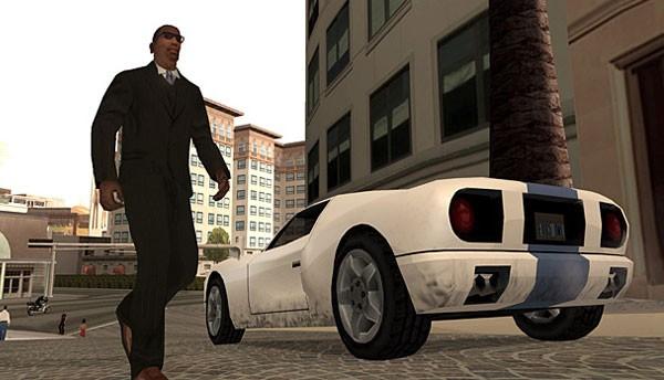 Grand Theft Auto: San Andreas выйдет на мобильных платформах