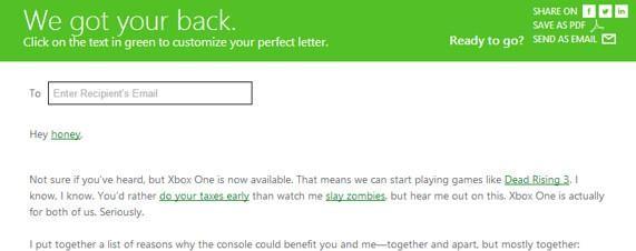Microsoft извинилась за сексизм в промо Xbox One
