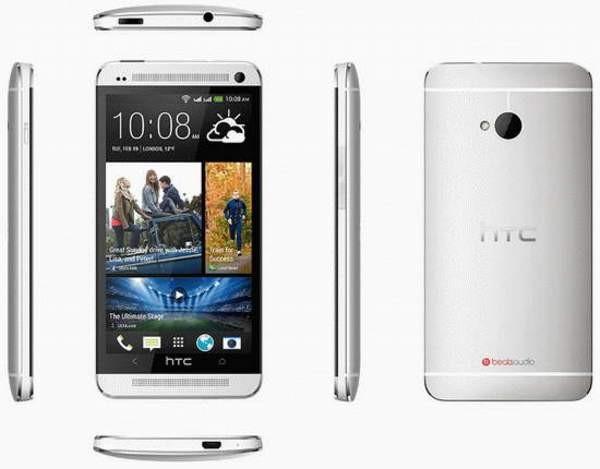 HTC привезла смартфон One Dual SIM в Европу