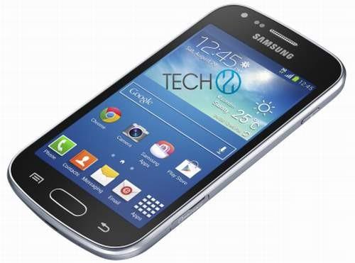 Samsung выпустит смартфон Galaxy S Duos 2