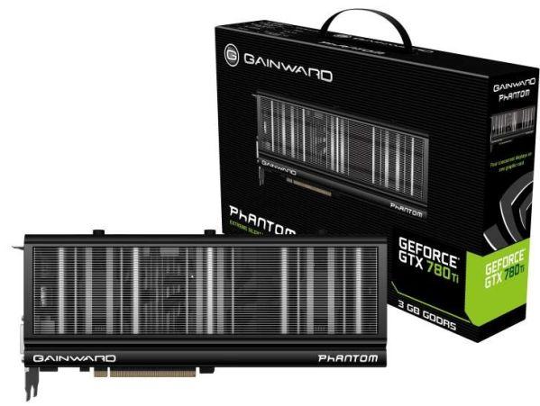Gainward выпустила форсированную видеокарту GeForce GTX 780 Ti Phantom