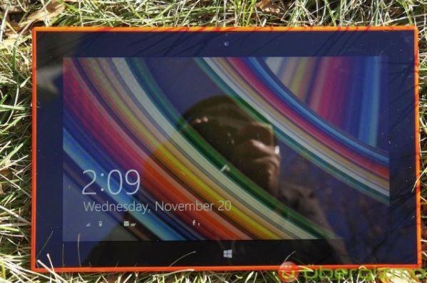 Nokia Lumia 2520 имеет серьезный баг с режимом сна