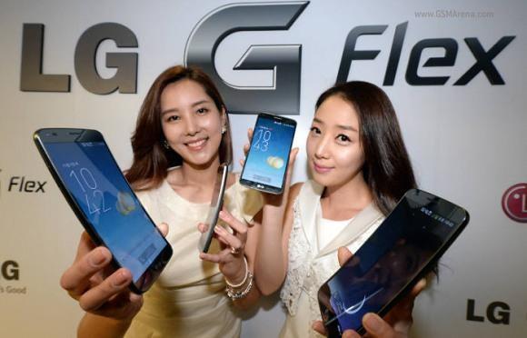 LG предсказывает рост рынка гибких мобильных дисплеев