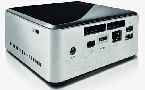 В мини-десктопах Intel NUC появился слот под 2,5-дюймовый накопитель