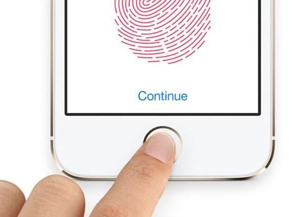 Сенсор Touch ID имеет склонность к деградации