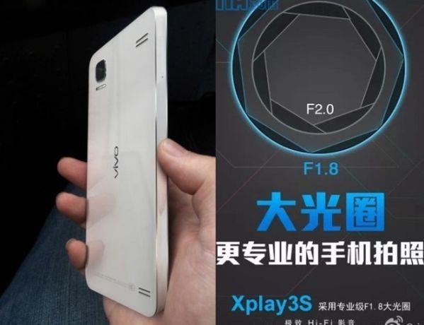 Vivo Xplay 3S с 2К-дисплеем будет стоить $740