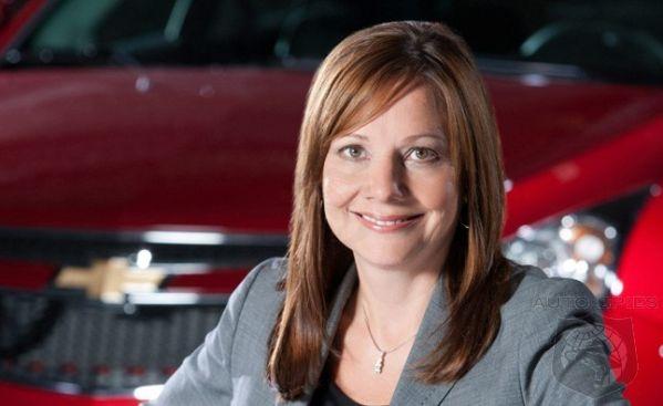 Концерн General Motors впервые возглавит женщина
