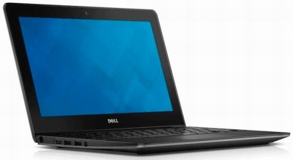 Dell выпустила свой первый хромбук