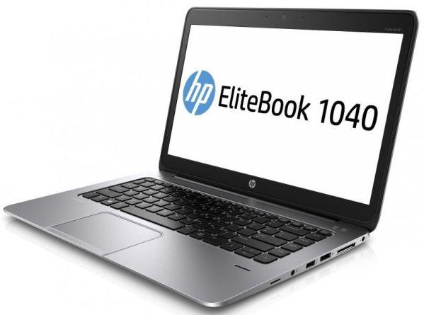 Роскошный ультрабук HP EliteBook Folio 1040 G1 – теперь и в России