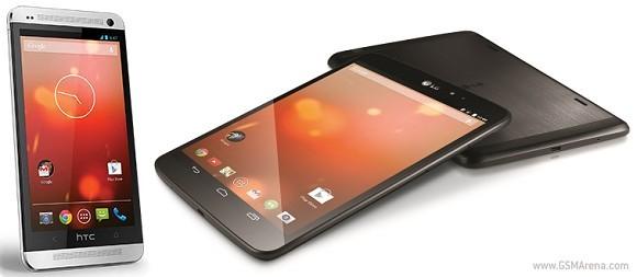 HTC One и LG G Pad 8.3 получили Android 4.4.2 KitKat