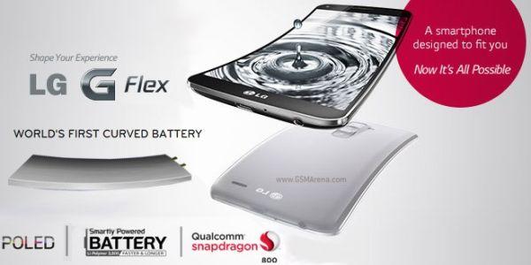 Аккумулятор LG G Flex прошел проверку на время работы