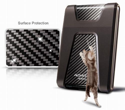 Adata DashDrive Durable HD650 – устойчивый к внешним факторам HDD