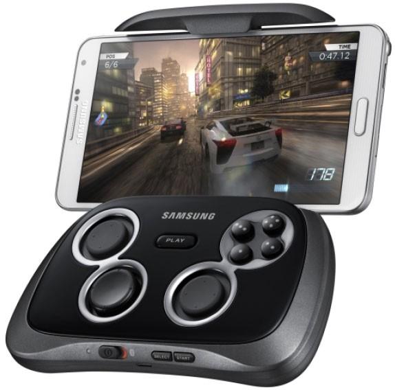 Представлен мобильный игровой контроллер Samsung Galaxy GamePad