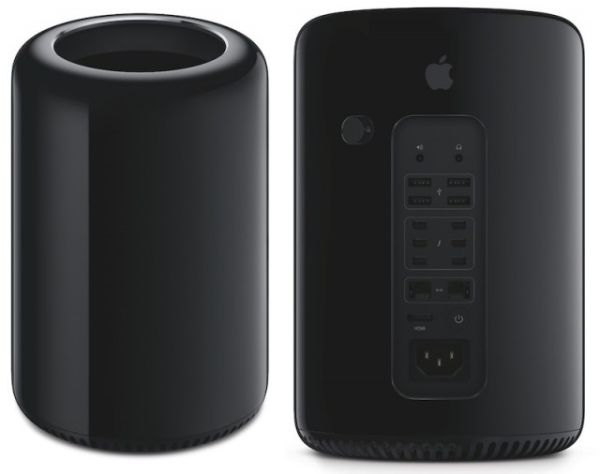 Новый ПК Apple Mac Pro поступил в продажу