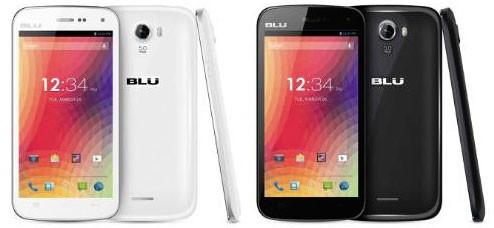 Представлены смартфоны BLU Advance 4.0 и Studio 5.0 II