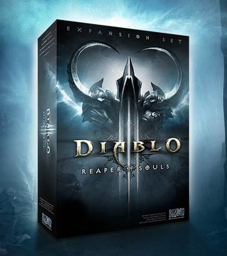 Поиграть в Diablo III: Reaper of Souls удастся уже в апреле