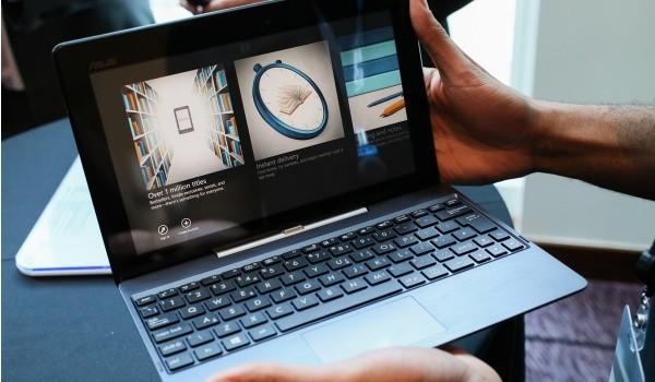 ASUS выпустит новый планшет T100TC