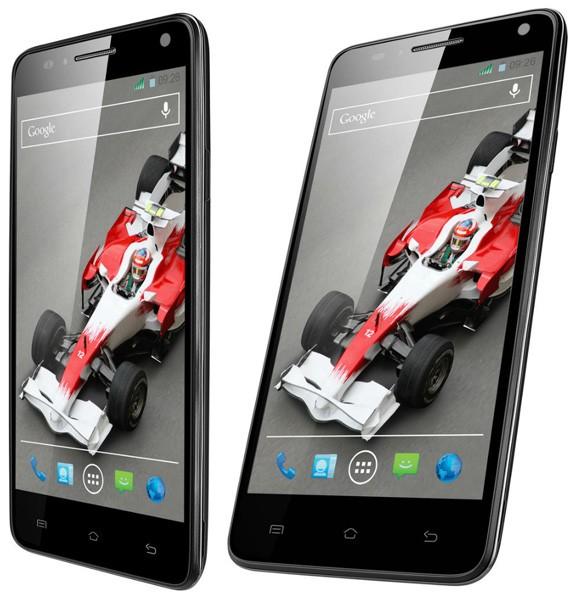 Смартфон Xolo Q3000 получил очень емкий аккумулятор
