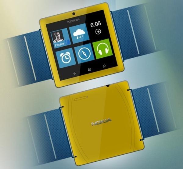 Nokia может выпустить смарт-часы через год