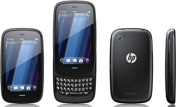 HP готовит два планшетофона