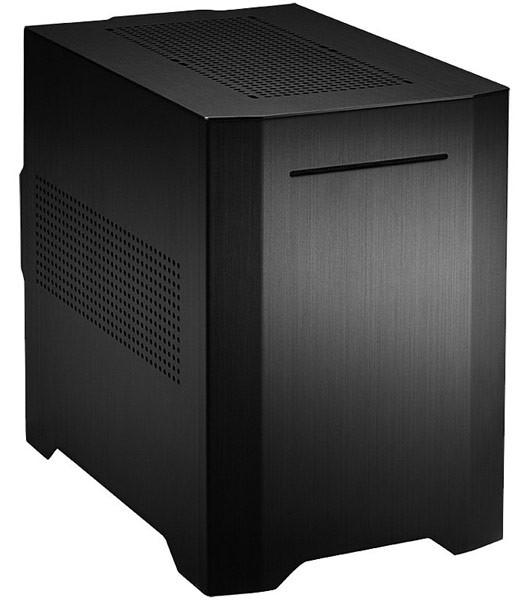 Мрачный компактный корпус Cooltek W1 для плат mini-ITX