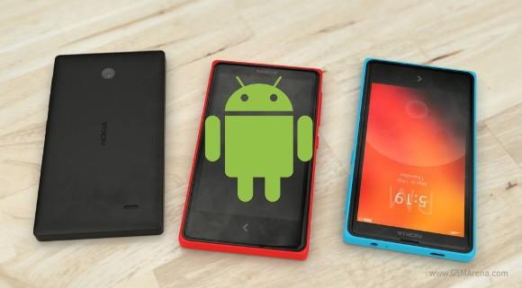 Nokia Normandy – первый смартфон Asha на Android?