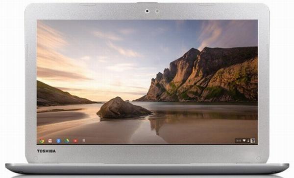 Хромбук Toshiba Chromebook оценен в 280 долларов